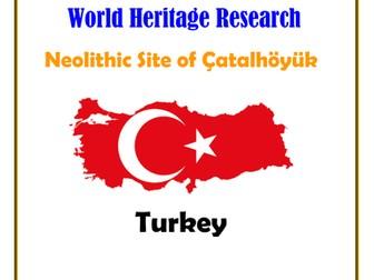 Turkey: Neolithic Site of Çatalhöyük Research Guide