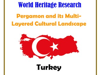 Turkey: Pergamon and its Multi-Layered Cultural Landscape Research Guide