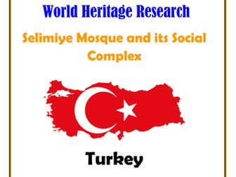 Turkey: Selimiye Mosque and its Social Complex Research Guide