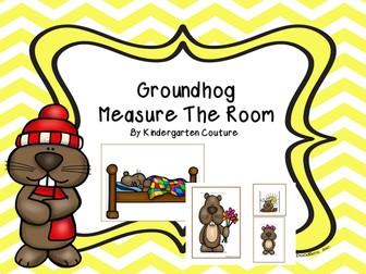 Groundhog Measure The Room
