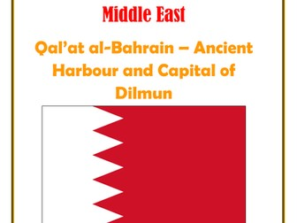 Middle East: Bahrain: Qal'at al-Bahrain – Ancient Harbour and Capital of Dilmun