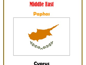 Middle East: Cyprus: Paphos