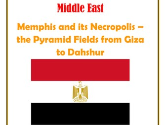 Middle East: Egypt: Memphis and its Necropolis – the Pyramid Fields from Giza to Dahshur