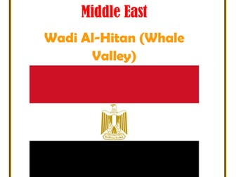 Middle East: Egypt: Wadi Al-Hitan (Whale Valley)