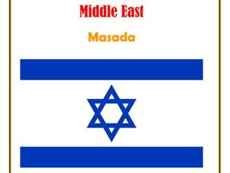 Middle East:  Isreal: Masada