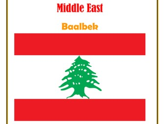 Middle East:  Lebanon:  Baalbek