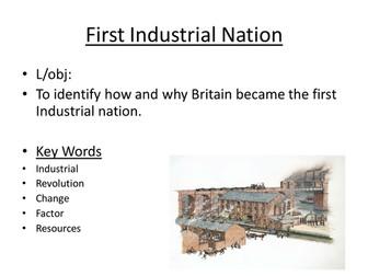 Industrial Revolution 1750-1900
