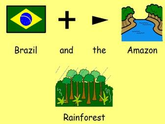 Brazil and the Amazon Rainforest
