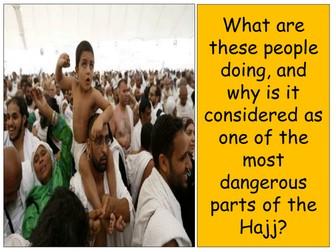 Five Pillars of Islam - the Hajj