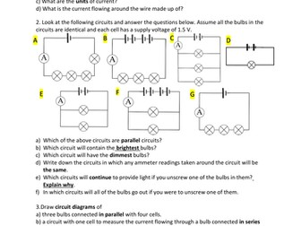 CURRENT AFFAIRS! UNDERSTANDING CURRENT IN CIRCUITS
