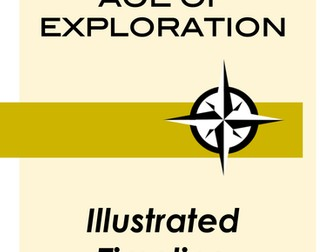 Age of Exploration: Illustrated Timeline Collaborative Activity