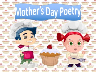 Mother's Day Poetry - A Recipe Poem