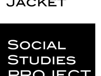 Create a book jacket ELA or Social Studies project