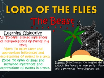 Lord of the Flies: The Beast