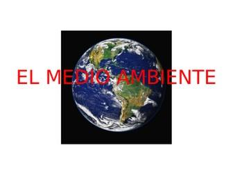 EL MEDIO AMBIENTE pptx