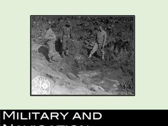 Second World War Military Technology and Navigation