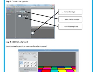 Scratch worksheets