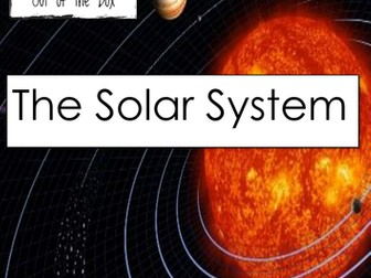 Space. The Solar System. Facts and Worksheet