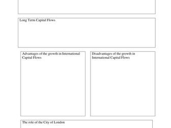 balance of payments financial accounts worksheet