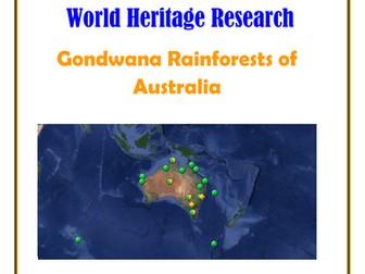 Australia Research Guide:  Gondwana Rainforests of Australia