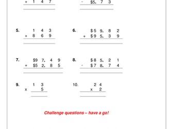 Algorithms, Time, Patterns, Quiz
