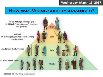 Viking society