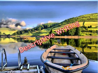 Nature Descriptive Writing Complete Lesson