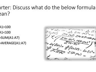 Spreadsheet Revision