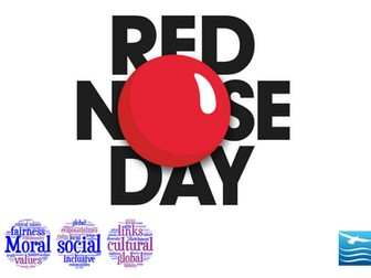 Red Nose Day / Comic Relief 2017