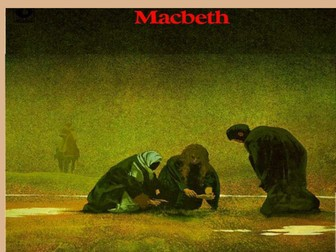 Introduction to Shakespeare and Macbeth PPT