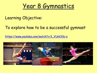 Gymnastics Lesson Plans and Resources
