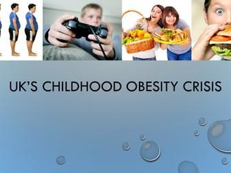 Obesity - UK Epidemic