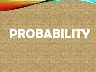 Probability Sample Space Diagram