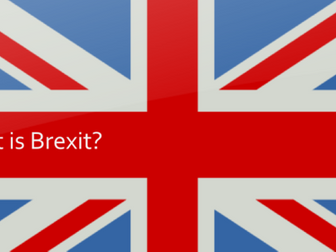 Brexit and  Article 50 - Assembly Presentation and lesson exercise