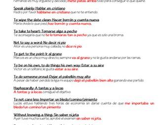 Spanish A2  Grammar Booklet & Handbook (for AQA New curriculum)
