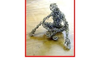 Art. Scheme of study - figure drawing and sculpture