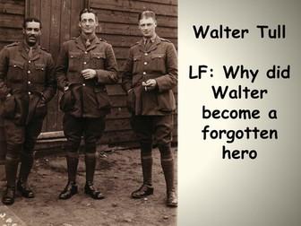 World War 1 - Walter Tull