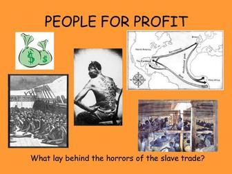 Lesson 3 - Slavery