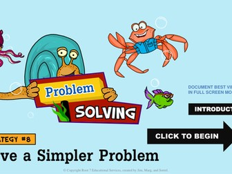 Math Problem Solving Strategies - Solve a Simpler Problem