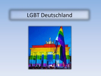 Christopher Street Day and LGBT in Germany. This resource explains what Christopher Street Day is.