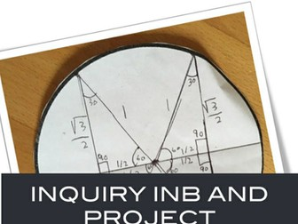 Unit Circle Inquiry and Project