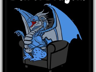 Den of Dragons - A parody of an entrepreneurs TV show for kids