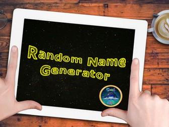Random Name Generator /Selector
