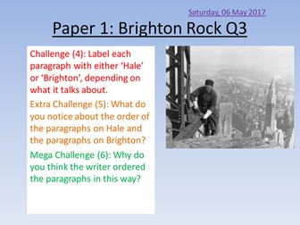 brighton rock thesis Columbia college essay xml difference between thesis and dissertation paper related post of brighton rock pinkie essay.