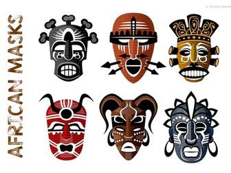 African Masks Images