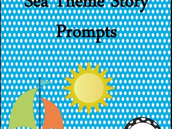 Sea Themed Story Prompts