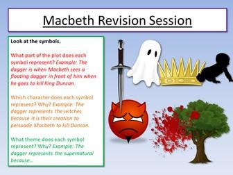 Macbeth Revision