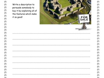 Recognising features of concentric castles