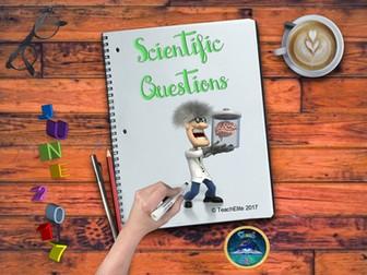 P4C: Ultimate Scientific Questions P4C