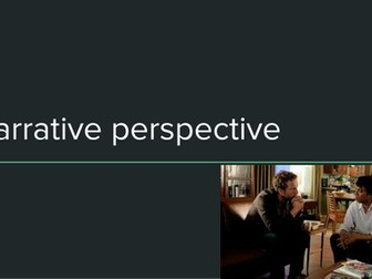 Narrative perspectives in Life of Pi